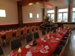 Dorfgemeinschaftshaus Münchhausen - Weihnachtsfeiern