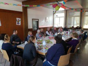 Dorfgemeinschaftshaus Münchhausen - Geburtstagsfeiern